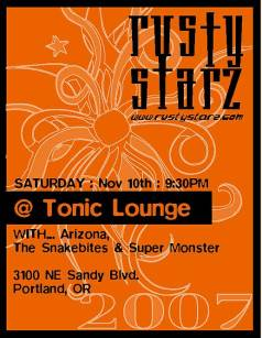 2007-11:10 Tonic Lounge (Portland)